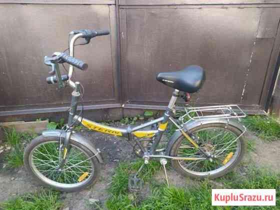 Велосипед Строитель