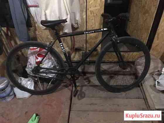 Велосипед синглспид фикс Иркутск
