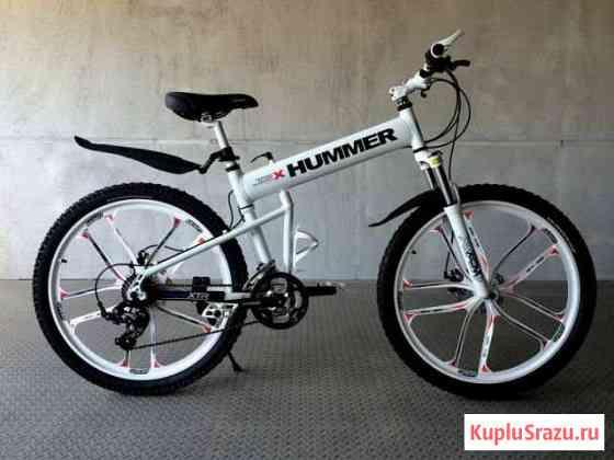 Велосипед складной на литых дисках новые Пермь
