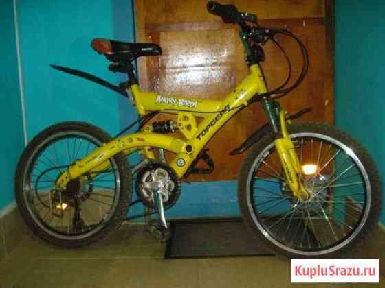 Велосипед подростковый TOP gear Пермь