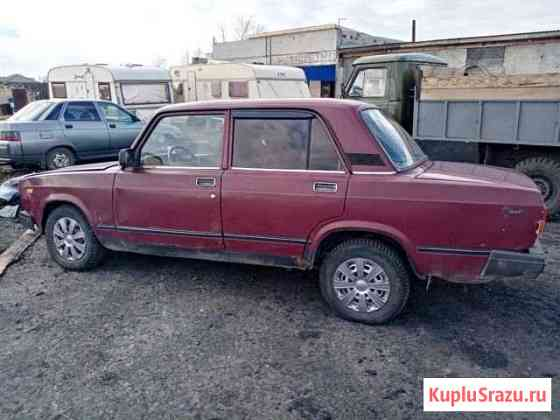 ВАЗ 2107 1.5МТ, 2004, 47454км Лебяжье