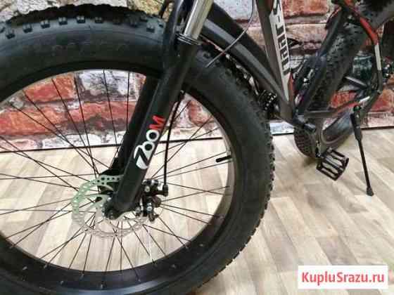 Велосипед фетбайк Щучье