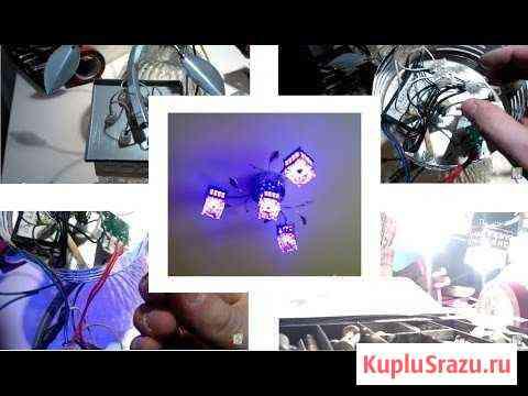 Ремонт, сборка и установка люстр любой сложности Черкесск