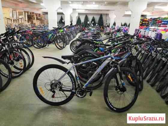 Велосипед 29д диски новый Калуга