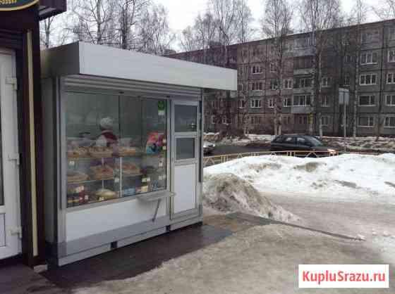 Новый торговый павильон (киоск, ларек) 2018 года Петрозаводск