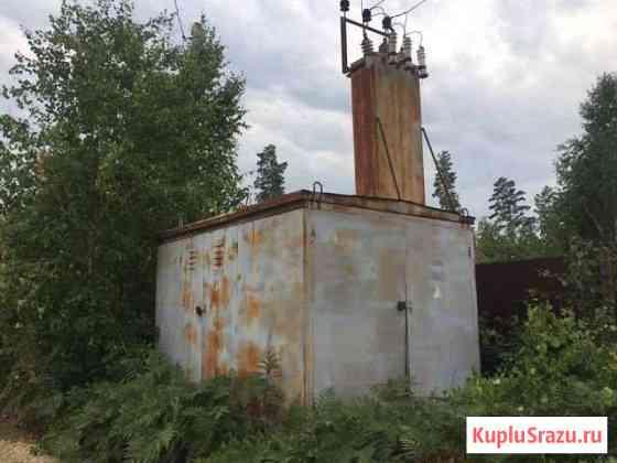 Трансформаторная подстанция Иркутск