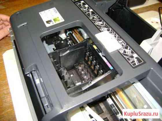 Ремонт струйных принтеров Epson Орёл