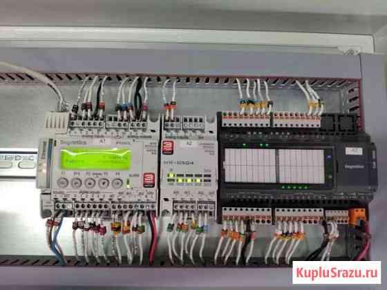 Программирование плк (контроллеров), scada-системы Новосибирск