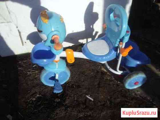 Велосипед детский трехколесный Тамбов