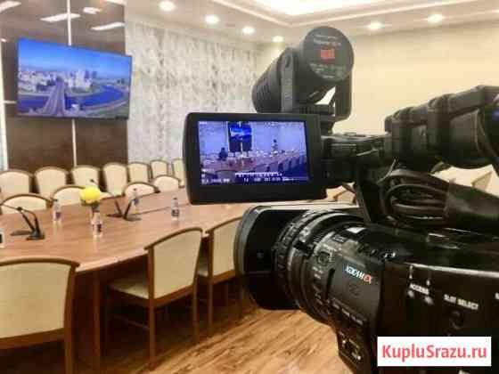 Репортажная видеосъемка Москва