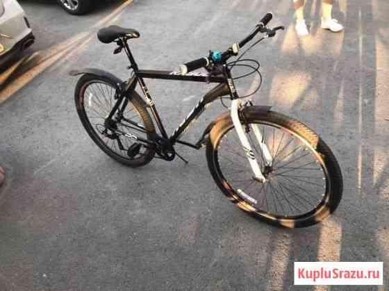 Велосипед rush rx900 Тюмень