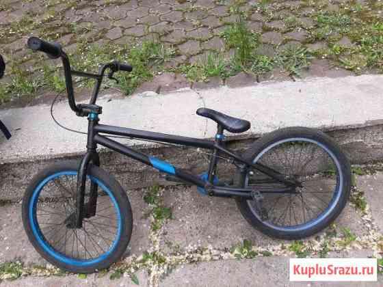 Парковый BMX welt freedom Абакан
