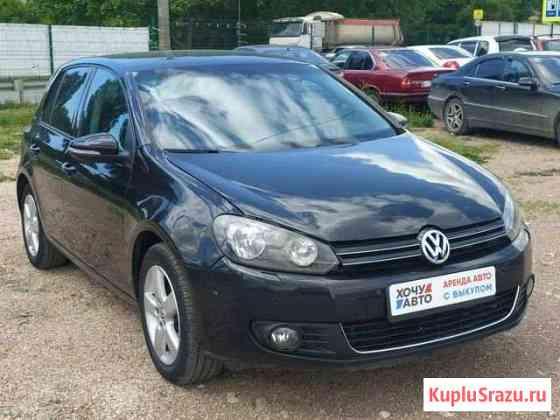Volkswagen Golf в аренду с выкупом Симферополь