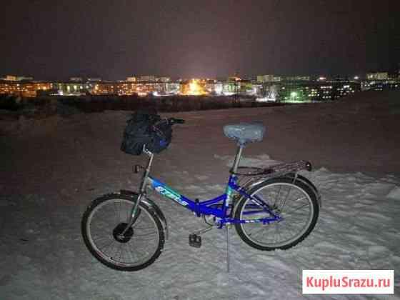 Электровелосипед Воркута