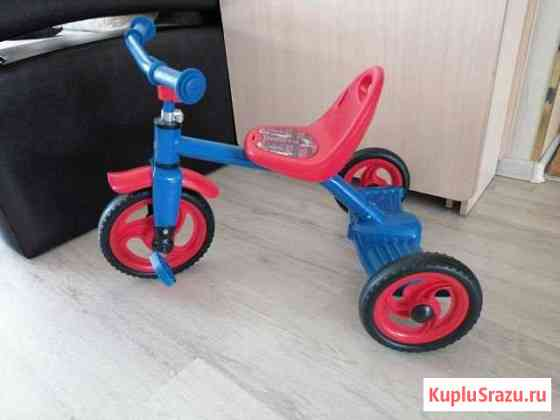 Велосипед Улан-Удэ