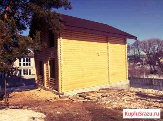 Строительсто домов, коттеджей из дерева Пенза