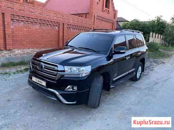 Toyota Land Cruiser 4.6 AT, 2016, 63 000 км Магас