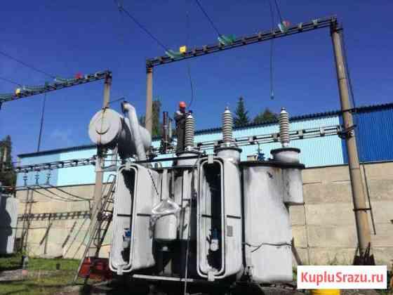 Ремонт трансформаторов Новосибирск