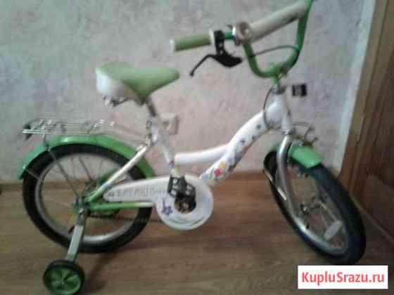 Велосипед для девочки Пермь