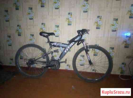 Велосипед титан Дальнереченск
