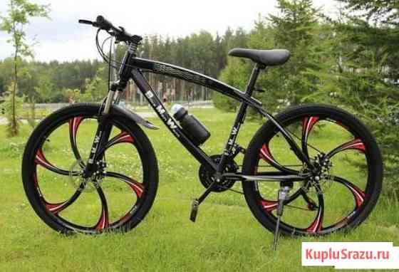 Велосипед на литых дисках BMW Сыктывкар