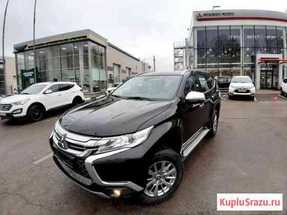 Mitsubishi Pajero Sport 2.4AT, 2020 Ульяновск