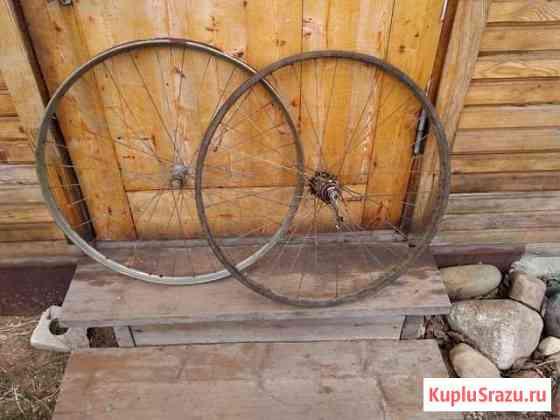 Колеса к дорожному велосипеду СССР Нерехта