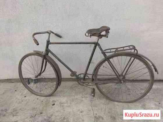 Старый велосипед зиф Пенза