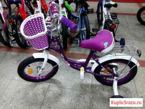Велосипед 18 Black Aqva Camilla-18 пристав колеса Нижний Новгород