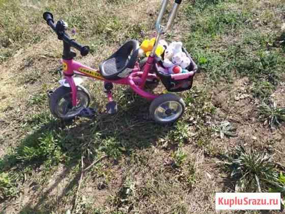 Детский велосипед Саки