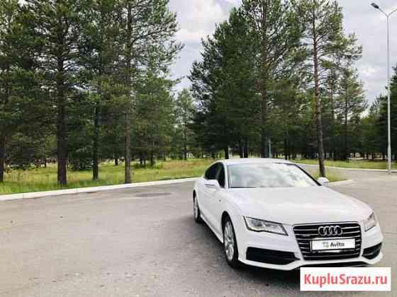 Audi A7 3.0AMT, 2011, 71055км Муравленко