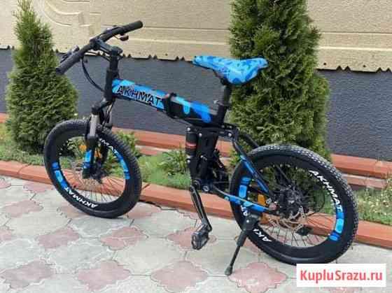 Велосипед Шали