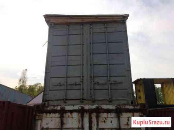 Серый складской 20 футов №27000 Волжский
