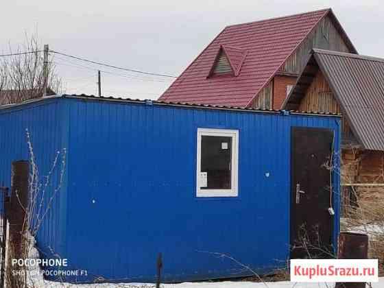 Вагончик для проживания Новосибирск