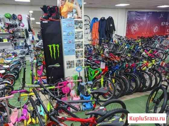 Велосипед велосипеды для всей семьи Красноярск