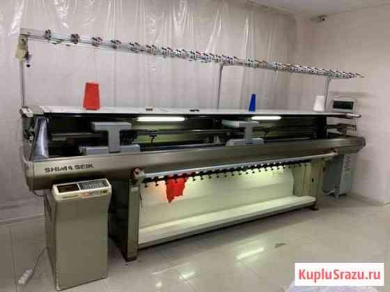 Промышленная вязальная машина Shima Seiki 10 класс Псыж