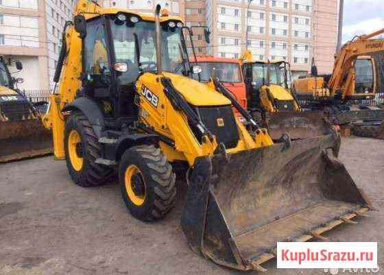 Услуги экскаватора-погрузчика JCB - 3CX трактора Великий Новгород