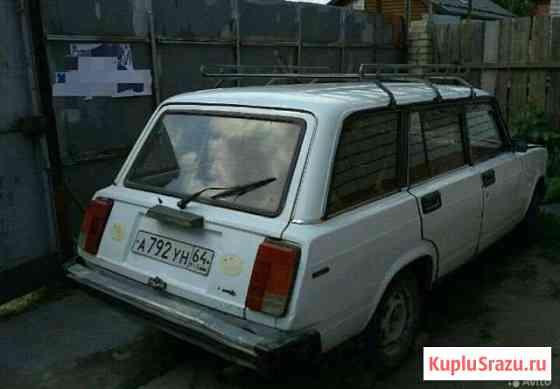 Водитель с личным автомобилем Универсал Ваз 2104 1 Саратов