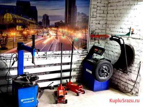 Шиномонтажные станки и оборудование Калуга
