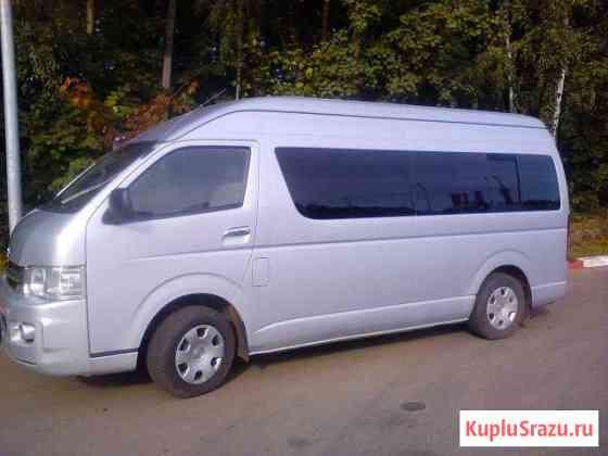 Услуги микроавтобуса Ижевск