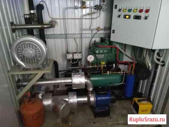 Монтаж,ремонт пивного и холодильного оборудования Тула