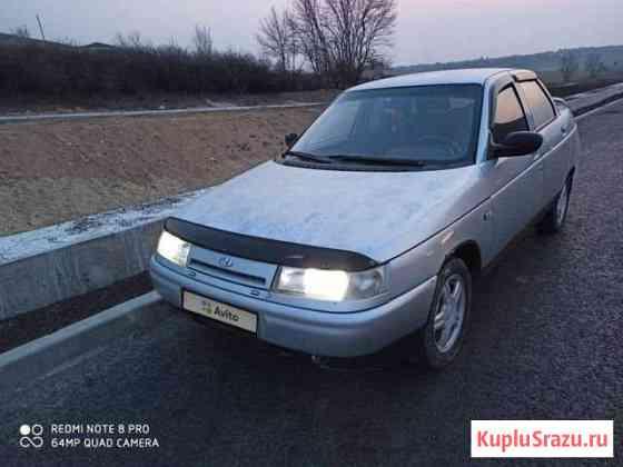 ВАЗ 2110 1.5МТ, 2002, 186200км Белогорск