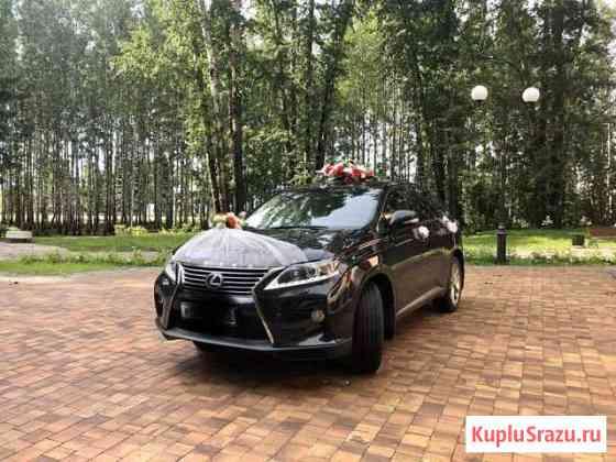 Прокат авто Лексус рх270 Томск
