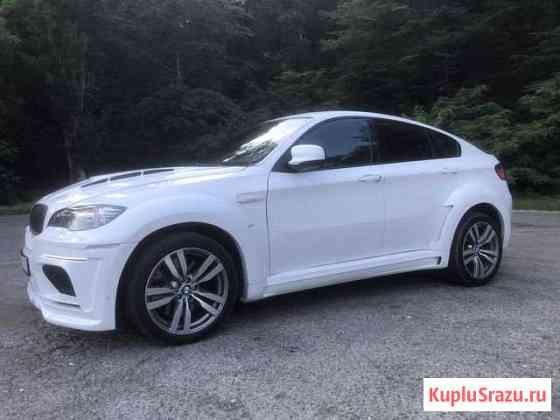 Аренда авто VIP Класса BMW X6M Туапсе