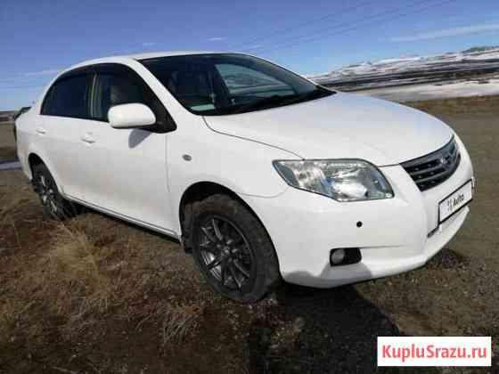 Toyota Corolla Axio 1.5CVT, 2011, 154000км Угольные Копи