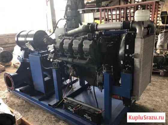 Дизельная насосная установка Ямз Дну-1250/63 Рязань