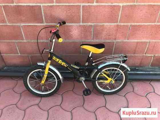 Велосипед дино на 4-6 лет Ульяновск