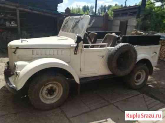 ГАЗ 69 2.1МТ, 1969, 69000км Зыково