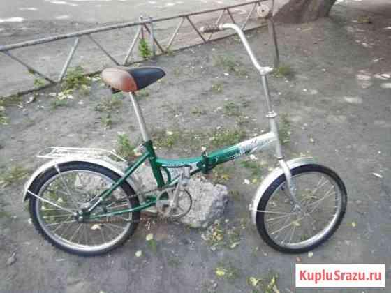 Велосипед-20 (как кама),складной Курган