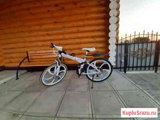 Велосипед BMW на литых дисках Новое Атлашево
